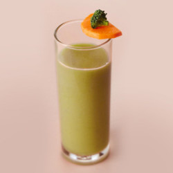 Carrot Broccoli Juice