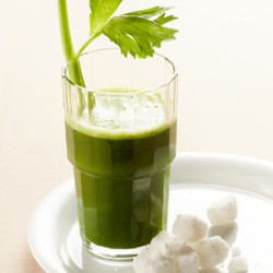 Kale Celery Pineapple Juice