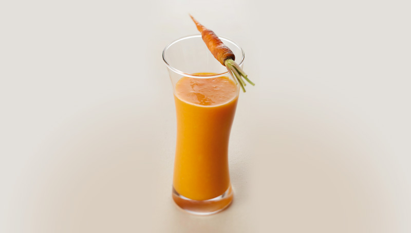 Slow Juicer Mango : Carrot Mango Juice - More Juice Press
