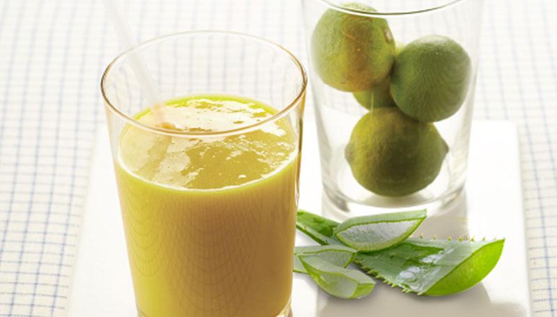 Apple-Aloe-Juice