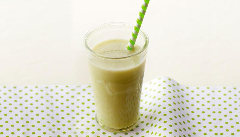 melon smoothie recept