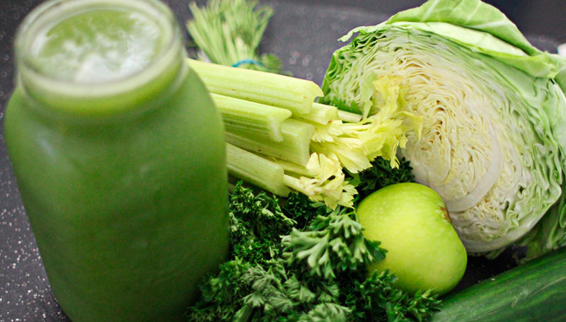 Green-Juice-for-Your-Immune-System