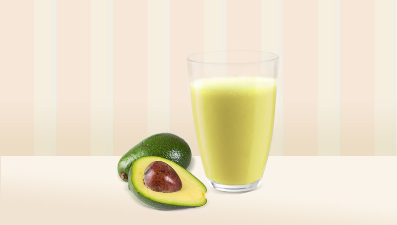 Avocado Smoothie for Your Energy - More Juice Press