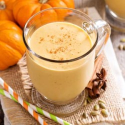 Anti-Inflammatory Pumpkin Smoothie