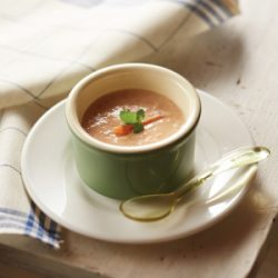 Anti-Inflammatory Carrot Soup