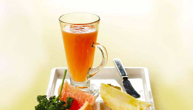 Grapefruit Pineapple Juice