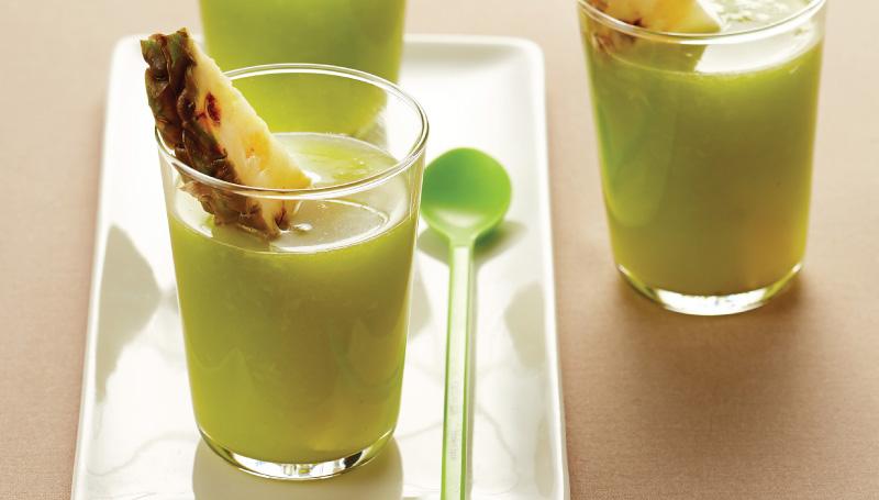 Kiwi Pineapple Juice