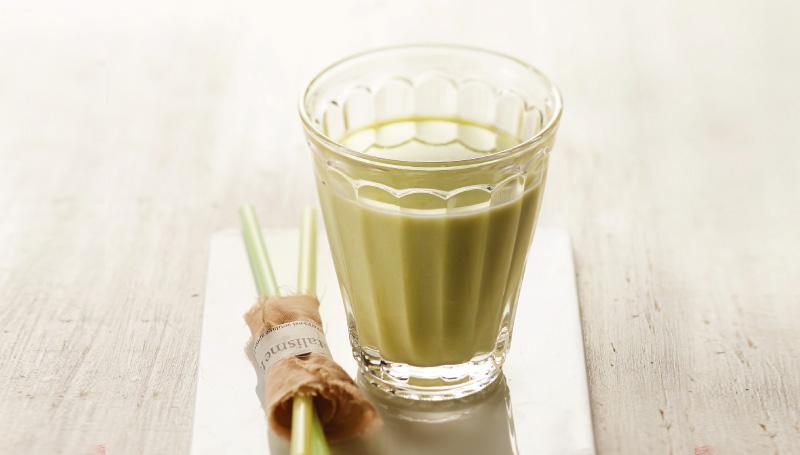 Kiwi & Milk Smoothie