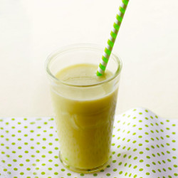 Melon Banana Smoothie