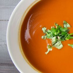 Immune-Boosting Tomato Soup Recipe
